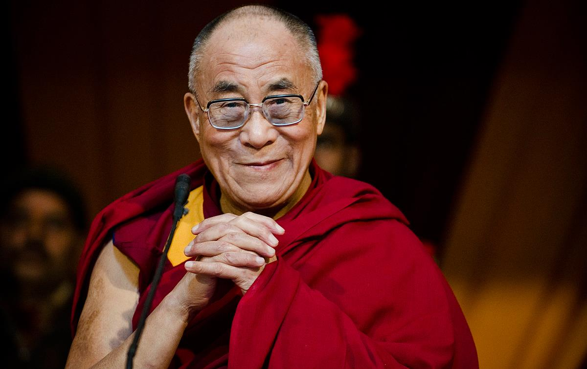 What the Dalai Lama Taught Me About Self-Respect: Guest Post from Introvert Inspiration