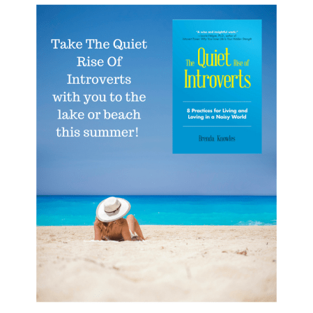 quiet rise of introverts beach reading