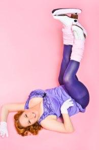Singer-Songwriter and Adult Figure Skater Brenda Layne