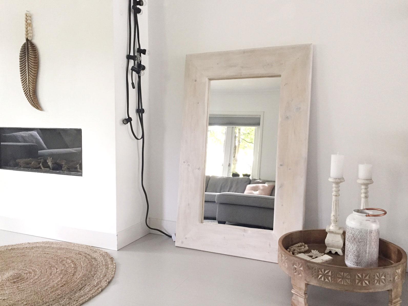 Grote Staande Spiegel : Grote spiegel woonkamer kopen cool spiegel tuin intratuin