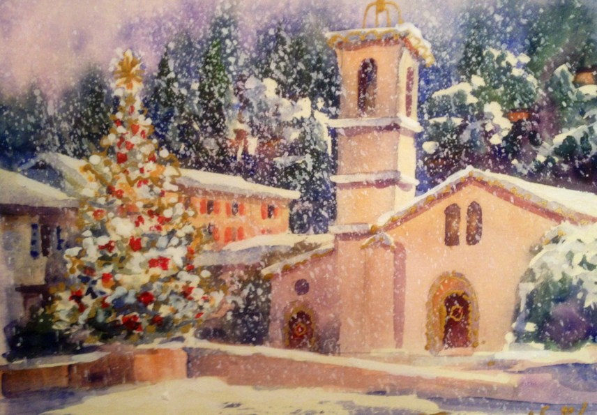 Christmas in Valbonne