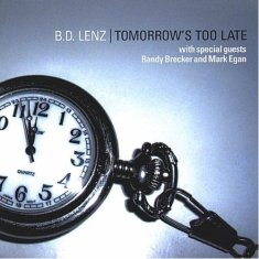 "BD Lenz ""Tomorrow"""