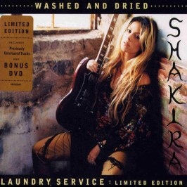 "Shakira ""Washed And Dried"""