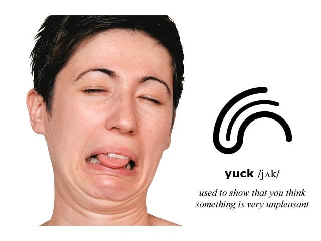 dic_symbol-yuck-b