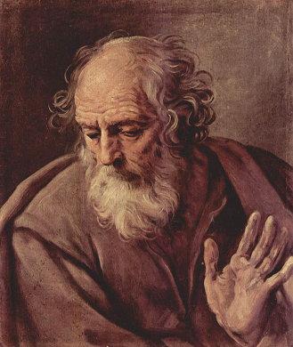 Guido Reni's 'Saint Joseph.' (1640-1642)