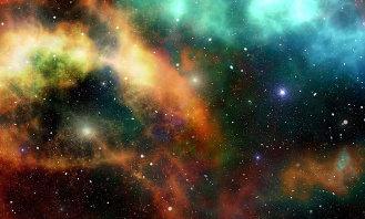 Public domain image 'galaxy.'
