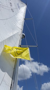Happy Days are Here Again - Sailing Again
