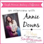 Annie Downs Banner