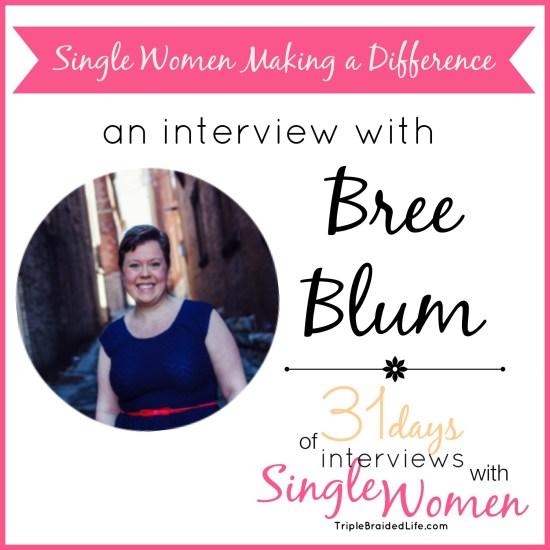 Bree Blum Button