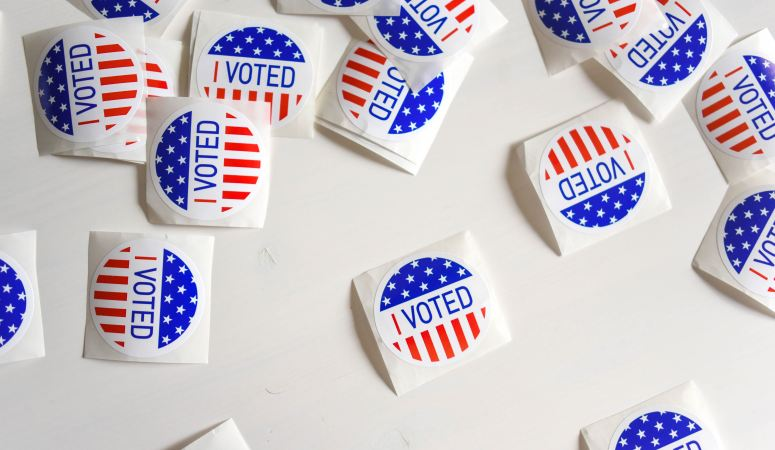 Guess What? You Don't Have to Vote
