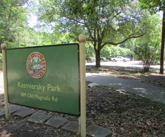 Kasmiersky Dog Park - Conroe