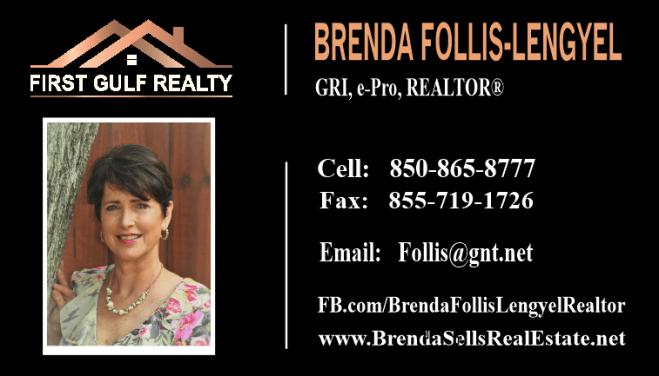 Realtor - Brenda Follis-Lengyel