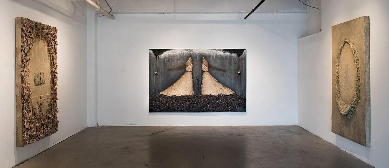 Brenda Stumpf exhibit at The Mine Factory