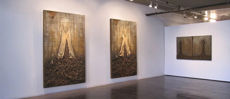 Brenda Stumpf exhibit at Walker Fine Art
