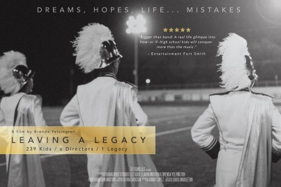 Movie poster for Leaving A Legacy