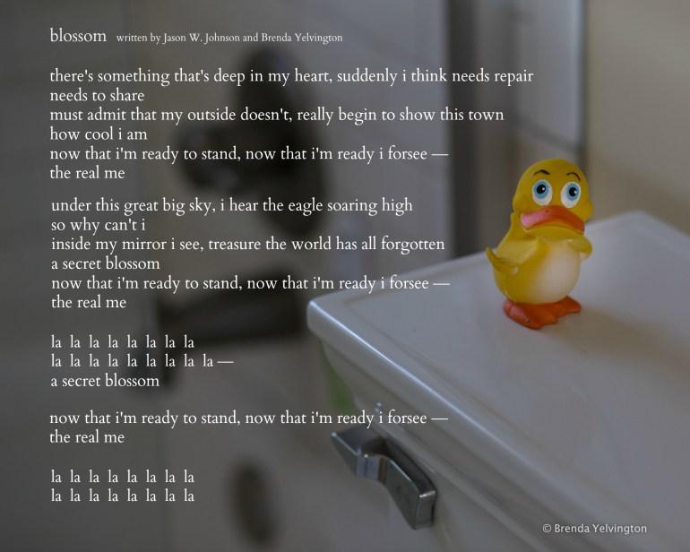 Blossom Song Lyrics