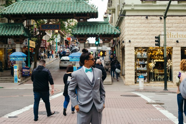 Groom San Francisco