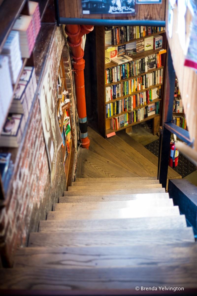CityLights bookstore San Francisco