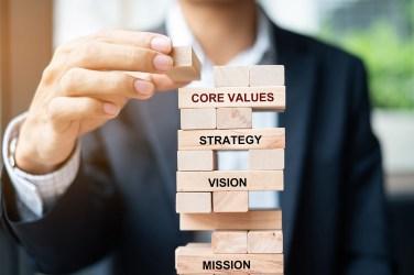 Kako razviti održive korporacijske vrijednosti koje će inspirirati zaposlenike
