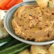 BrenDid.com Spicy Supreme Hummus