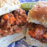 Super Sloppy Joes with Vegetables