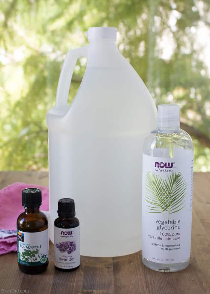 Natural homemade fabric softener leaves your clothes soft and static free without leaving a chemical film and artificial fragrance on your laundry. It's easy and affordable to replace your current fabric softener with a more natural alternative from BrenDid.com
