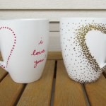 DIY Craft Project: Sharpie Mug Tutorial