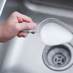 What Can I Use To Unclog My Kitchen Sink White Cabinets And Backsplash How Naturally Clean A Clogged Drain: The Definitive ...