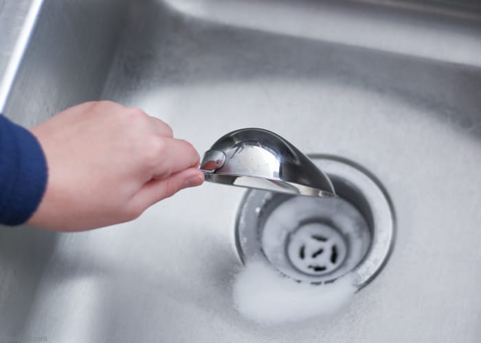 what can i use to unclog my kitchen sink industrial supplies how naturally clean a clogged drain: the definitive ...