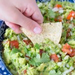 Easy Two Way Guacamole Recipe
