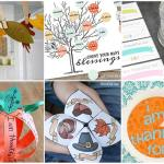 Gratitude Activity For Kids Thanksgiving Cootie Catcher