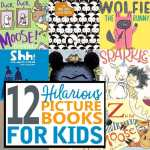 12 Hilarious Picture Books for Kids that Make Great Gifts