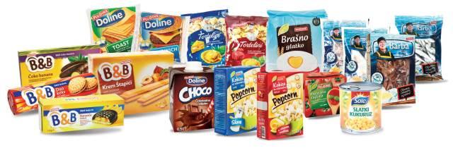 Plodine - Superbrand 2017/18.
