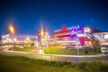 Destinacija ARENA centar