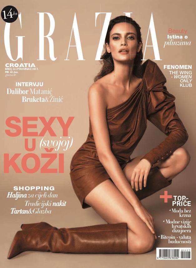 GRAZIA - 80 godina elegancije s emocijom