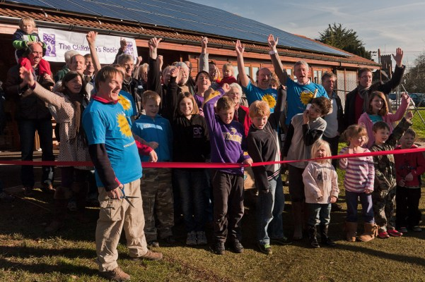 Childrens Centre Launch 8051