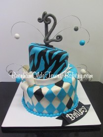 black and blue topsy turvey