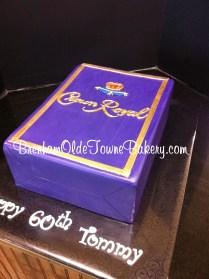 crown royal box