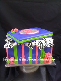 shoebox birthday
