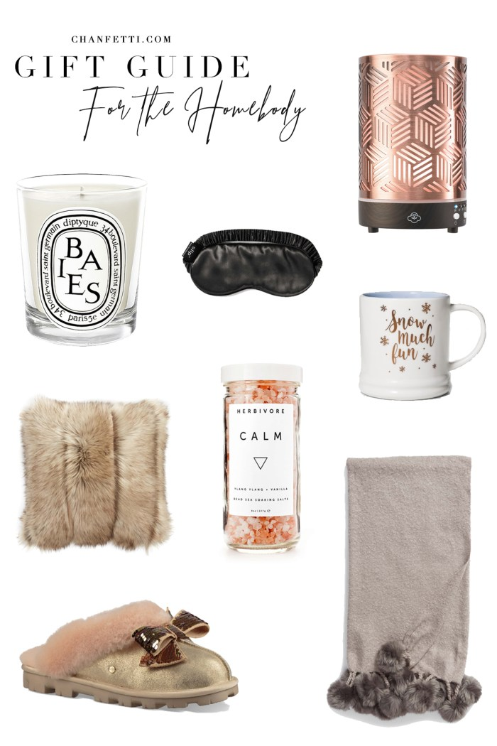 Gift Guide 2018: For the Homebody