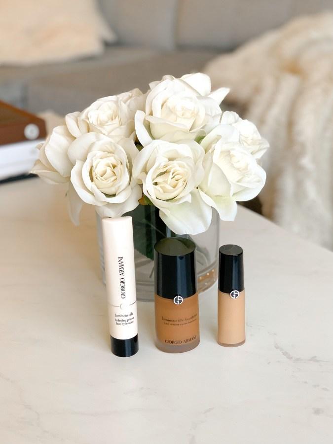 Armani Beauty Luminous Silk Collection - Brenna Anastasia