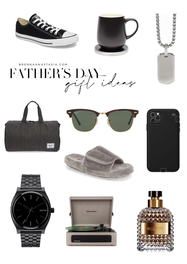 Last Minute Father's Day Gift Ideas 2020 - Brenna Anastasia Blog
