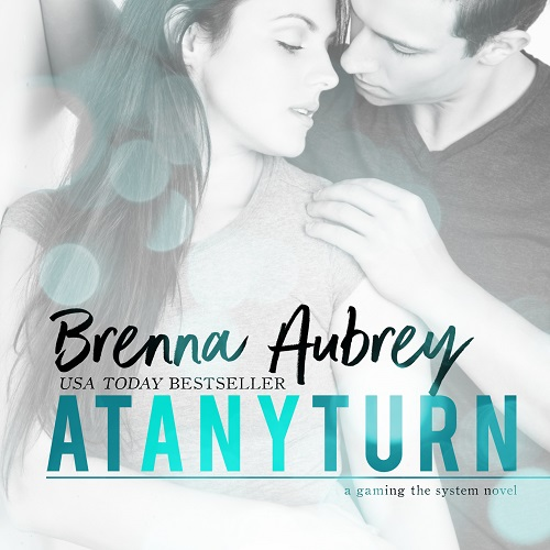 At Any Turn Audio Cover