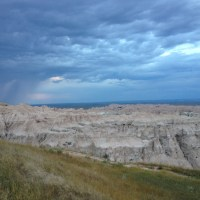 The Badlands are Breathtaking, with 100% more Snakes!