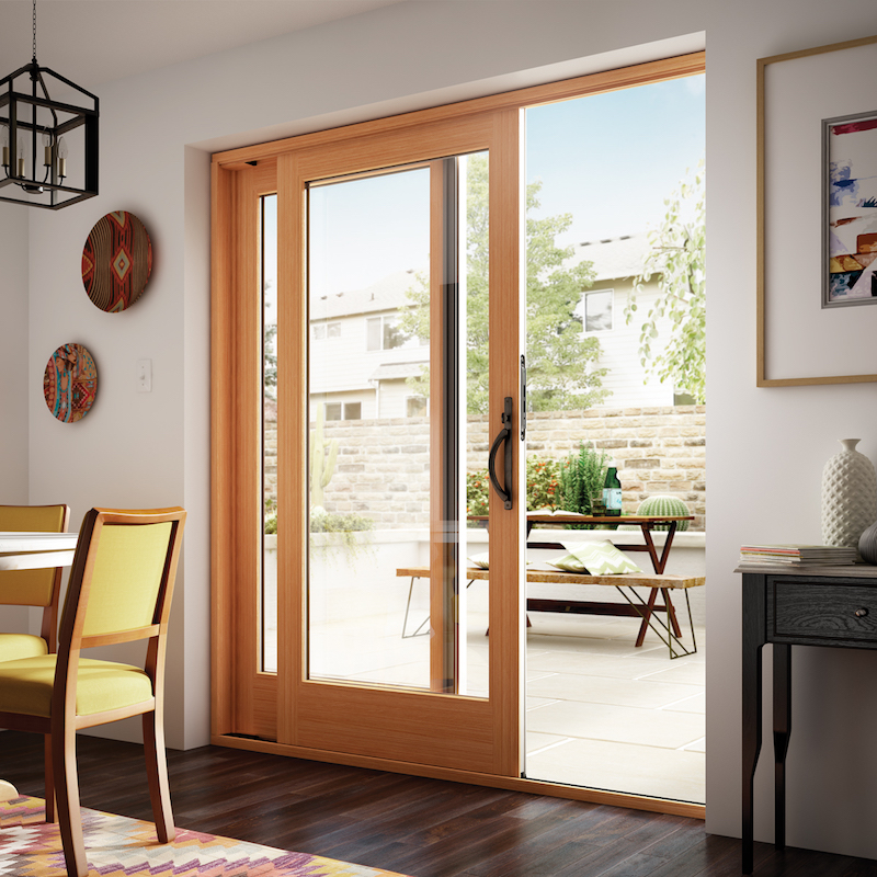 best patio doors for busy areas