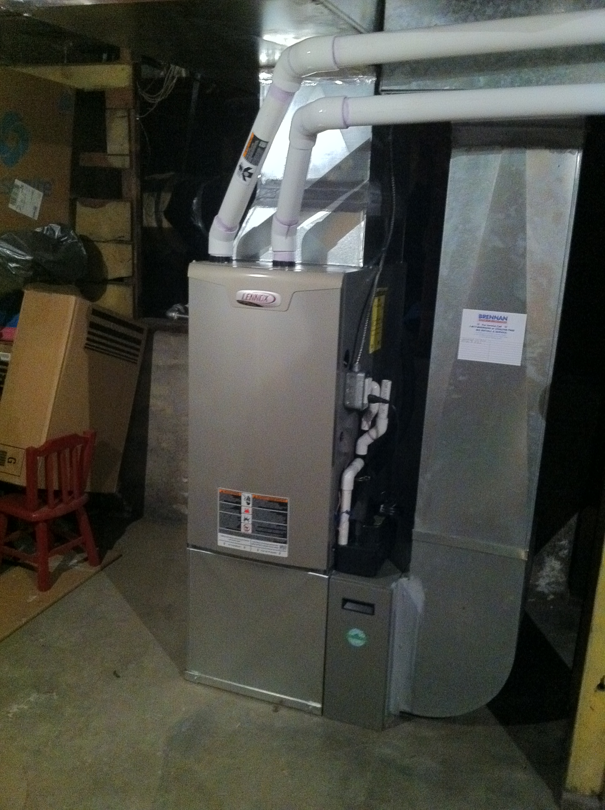 electric furnace lennox visio tree diagram template on the job with jason at brennan heating