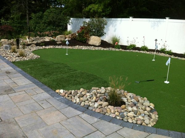 putting green 8 brennan landscaping