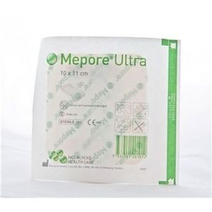 Mepore Ultra Waterproof Dressing 10x11cm | Brennans Pharmacy