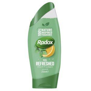 Radox Shower Gel - Citrus and Eucalyptus | Brennans Pharmacy