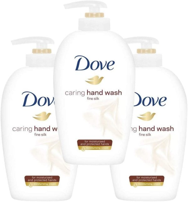 DOVE HAND WASH 3 PACK